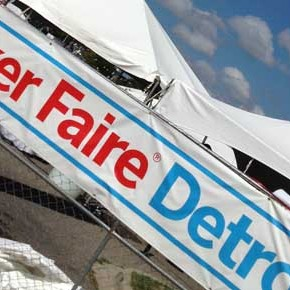 MakerFaire in Detroit 2012!