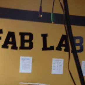 Visiting South End Technology,FABLAB!