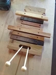 木琴ワークショップ