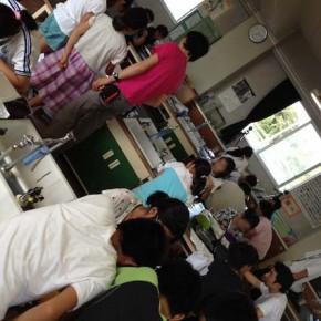 第一回浜松でのSTEM授業の実施