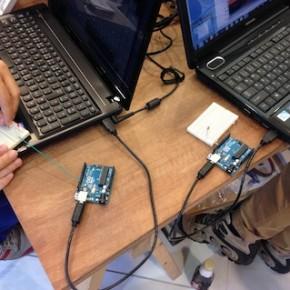 Arduino基礎ワークショップ in みんなの工房
