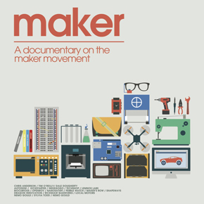 日本初公開!ドキュメンタリー「Maker」上映会のお誘い